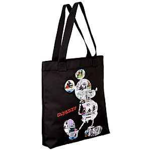 Mickey Mouse Comic Strip Tote for Girls
