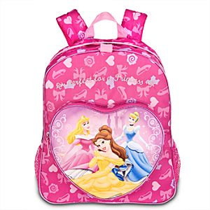 Personalized Disney Princess Backpack