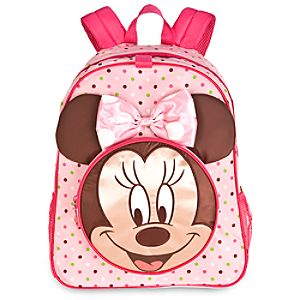 Personalized Minnie Mouse Backpack
