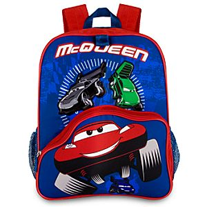 Personalized Lightning McQueen Backpack