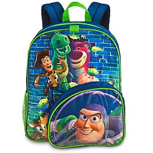 Personalized Toy Story 3 Backpack