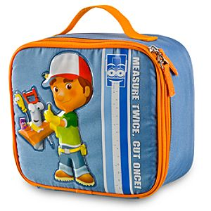 Handy Manny Lunch Tote