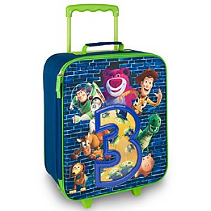 Rolling Toy Story 3 Luggage