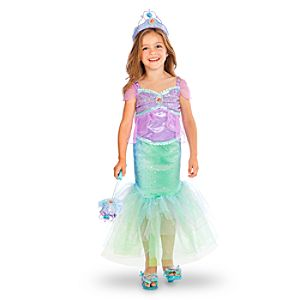 Glitter Ariel Costume for Girls