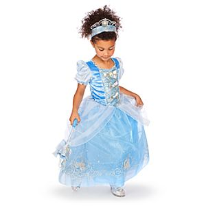 Glitter Cinderella Costume for Girls