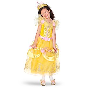 Glitter Belle Costume for Girls