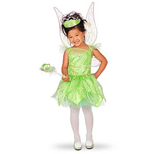 Glitter Tinker Bell Costume for Girls