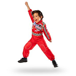 Light-Up Disney Cars Lightning McQueen Costume
