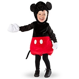 Infants and Toddlers Mickey Mouse Costume