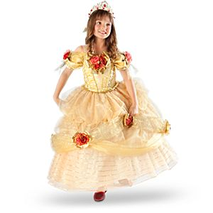 Deluxe Limited Edition Belle Costume