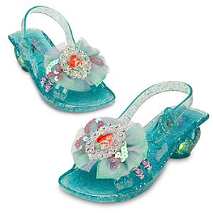 Light-Up Ariel Shoes for Girls