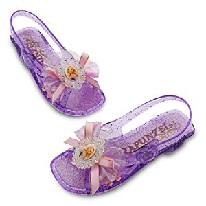 Light-Up Tangled Rapunzel Shoes