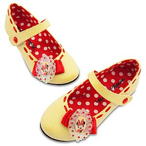 Sparkling Minnie Mouse Shoes for Girls