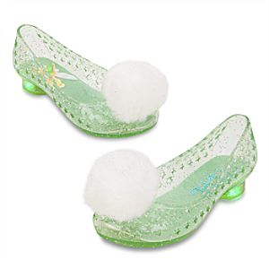 Light-Up Tinker Bell Shoes for Girls