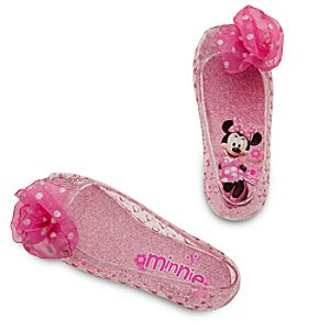 Light-Up Minnie Mouse Shoes