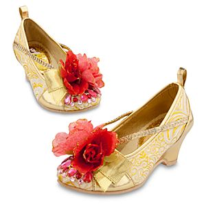 Deluxe Limited-Edition Belle Costume Shoes