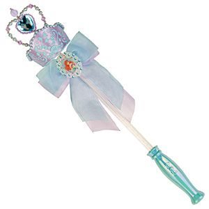 Light-Up Ariel Wand