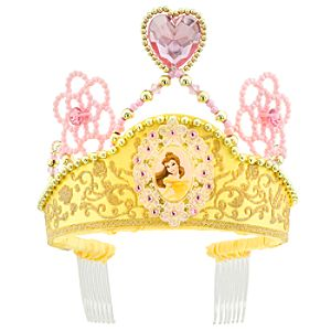 Glitter Belle Crown for Girls