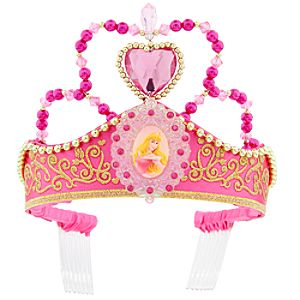 Sleeping Beauty Crown