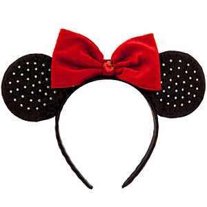 Sparkle Minnie Mouse Headband