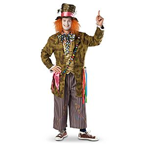Mens Mad Hatter Costume