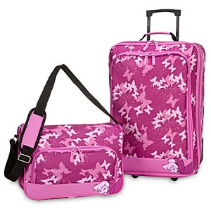 2-Pc. Tinker Bell Luggage Set for Girls