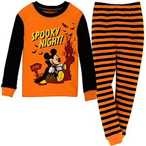 Halloween Mickey Mouse Pajamas for Boys