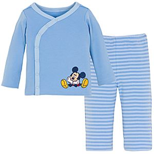 Mickey Mouse Outfit for Infants -- 2-Pc.