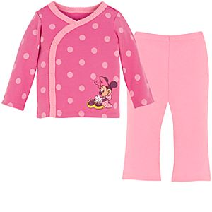 Minnie Mouse Outfit for Infants -- 2-Pc.