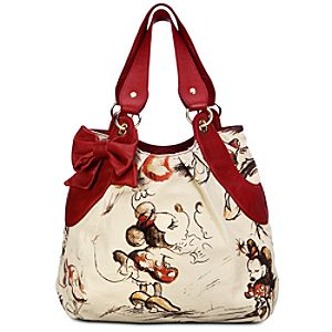 Minnie Mouse Tote Bag by Isabella Fiore