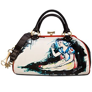 Snow White Satchel Bag by Isabella Fiore