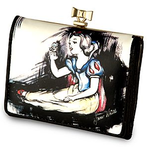 Snow White Wallet by Isabella Fiore