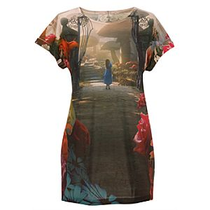 Tops Alice in Rose Garden Tee for Women