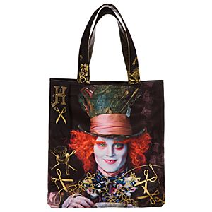 Bags & Totes Mad Hatter Alice in Wonderland Tote Bag