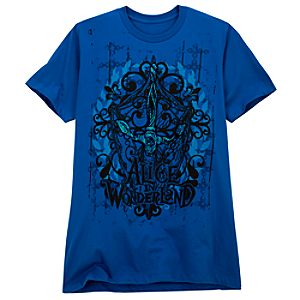 Sword Alice in Wonderland Tee for Men