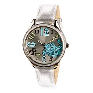 Alice in Wonderland Cheshire Cat Watch