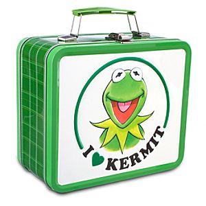 Kermit Metal Tote Box