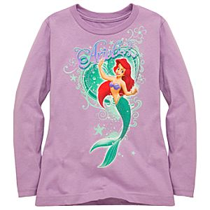 Organic Long-Sleeve Ariel Tee