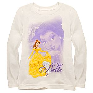 Organic Long-Sleeve Belle Tee
