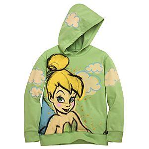 Hoodie Tinker Bell Sweatshirt