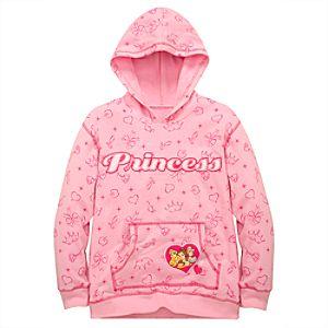 Pink Disney Princess Hoodie