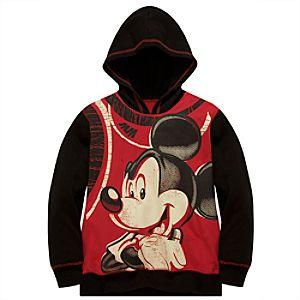 Hoodie Mickey Mouse Sweatshirt