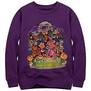 Disney Halloween Trick-or-Treat Sweatshirt