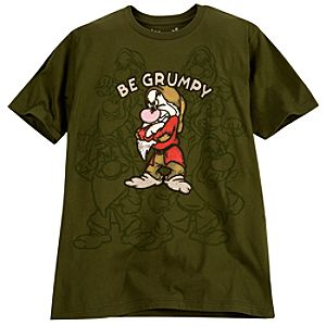 Organic Be Grumpy Grumpy Tee for Men