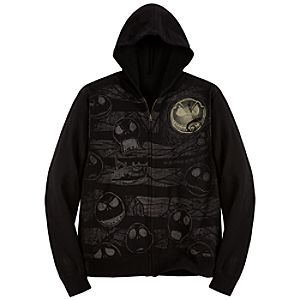 Hoodie Jack Skellington Jacket for Men