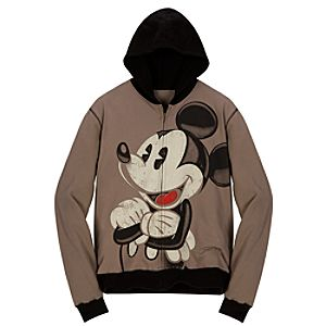 Hoodie Mickey Mouse Jacket for Men
