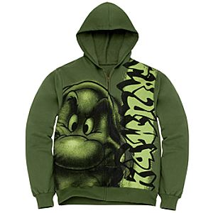 Hoodie Grumpy Jacket for Men