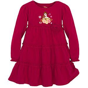 Ruffled Belle Dress