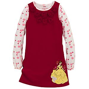 Roses Belle Jumper and Top Set -- 2-Pc.