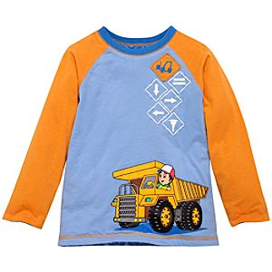 Reversible Long-Sleeve Handy Manny Tee